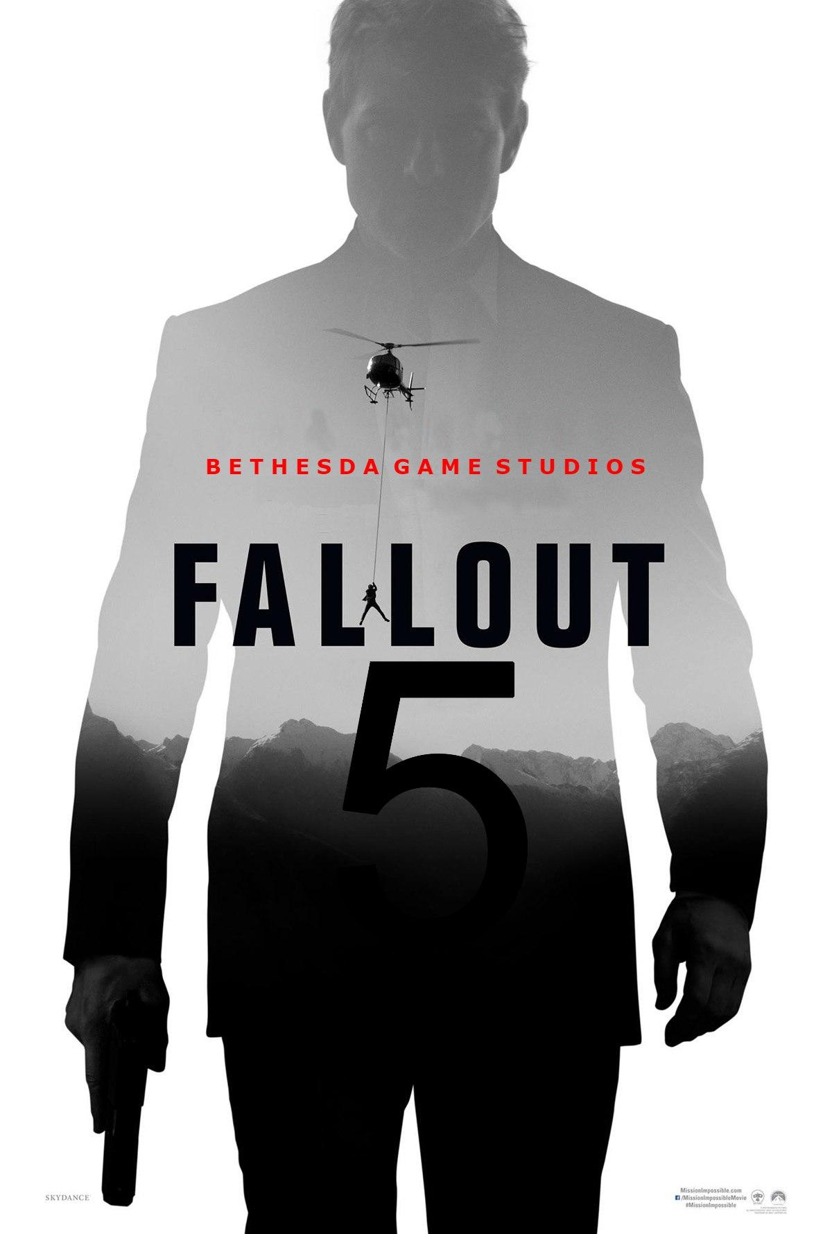 Шестой фильм «Миссия невыполнима» получил название «Fallout»