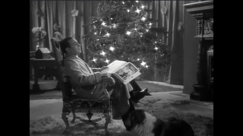 Tino Rossi Petit Papa Noël du film destin avec tino rossi