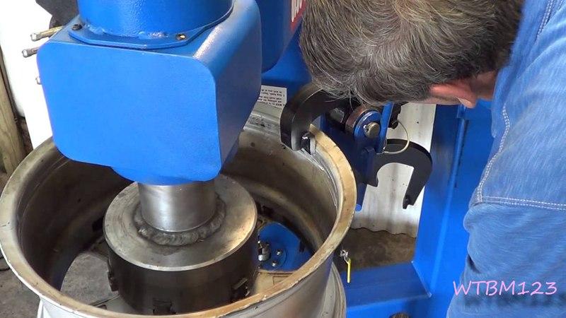 Alloy Rim Straightening- Wheel Repair at St. Marys Tire