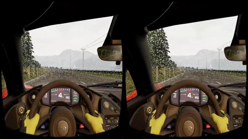 [3D-VR-360 VIDEOS] VR Videos 3D VR Project Cars 2 VR Gameplay 3D SBS for Google Cardboard VR Box 3D 360 VR Headset