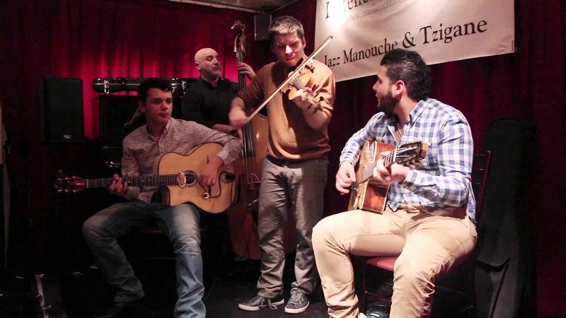 Samba do Orfeu - Cherry Reinhardt, Mathias Lévy, Favino Lorier, Antonio Licusati