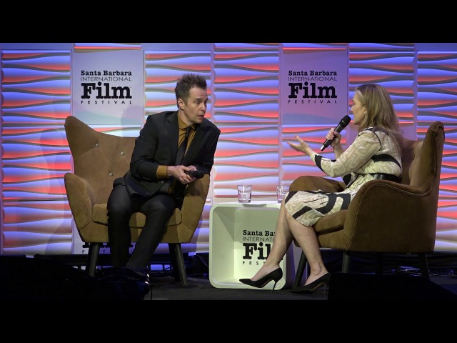 SBIFF 2018 Sam Rockwell Discusses The Way Way Back His Favorite Characters