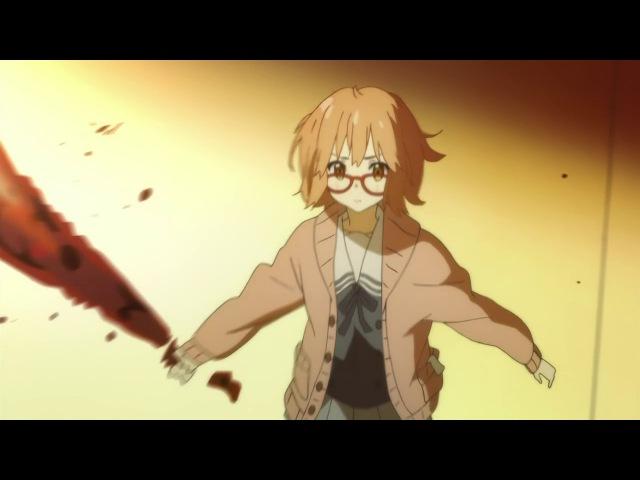 Аниме За Гранью / Kyoukai no Kanata (1-6 серия NONSTOP)