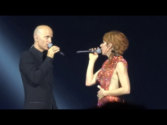 Mylène Farmer Gary Jules - Mad World @ Timeless 2013 (Multicam)