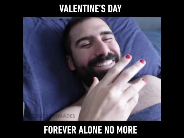 "9GAG: Go Fun The World on Instagram: ""I'm not lonely, I have me - Thanks @JorgesCremades for the comforting skit - 9gag foreveralone relatable"""