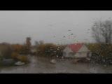 ЧП Сибирь  в Новосибирской области выпал сентябрьский снег