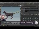 Cat Quad-Rigging - 08 Connecting