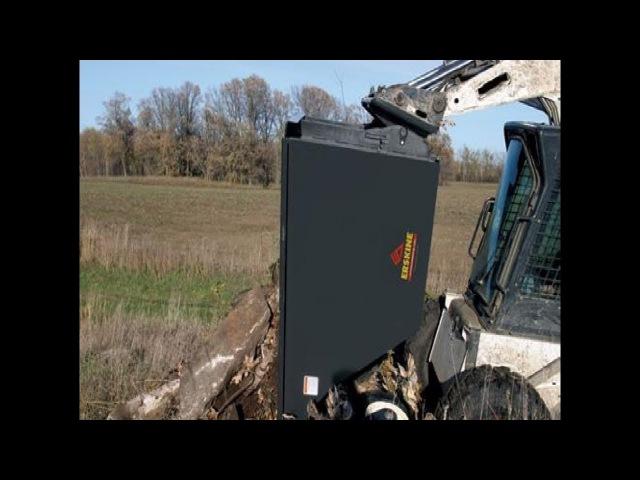 Думпер ERSKINE (США) навесной на минипогрузчики