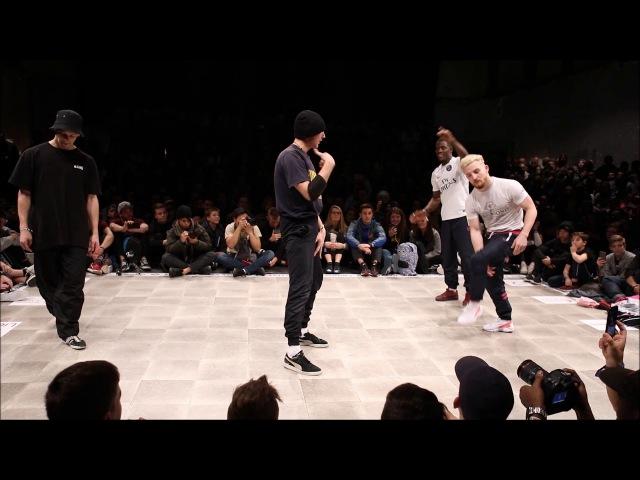 Can Cheerito vs Dany Dan Lil Kev [2on2 1/8 Final] ► LCB