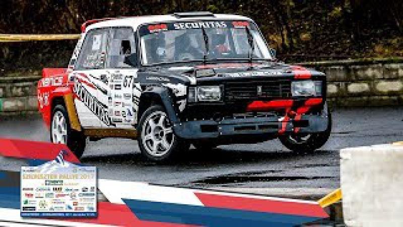Galuska-Várfalvi Szilveszter Rallye 2017| Versenyzői film