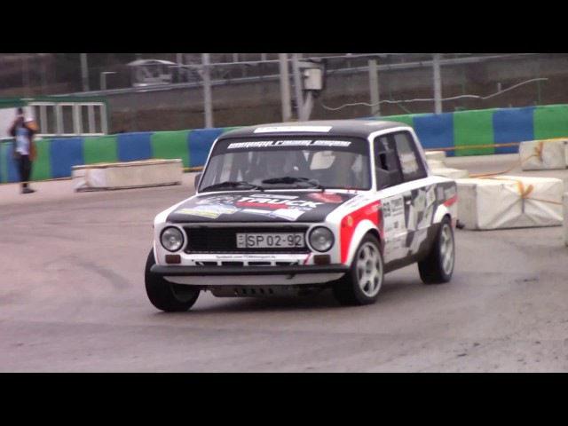 Galambos-Mátyás Lada 2101 KIT Szilveszter Rallye 2017.-Lepold Sportvideo