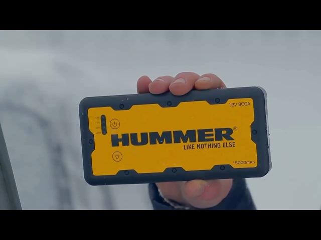 Инструкция по эксплуатации Hummer Power Bank Jump Starter » Freewka.com - Смотреть онлайн в хорощем качестве