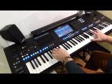 Nathalie - (Julio Iglesias) - Rhumba - Yamaha Genos