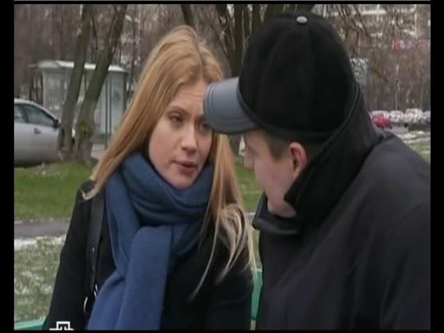 Депутат-Киноактер Олег Лихачев - оперативник в сериале Адвокат (в парке)