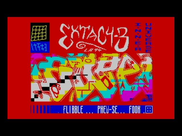 ZX Spectrum 48 128k Inner Universe Megademo 1994