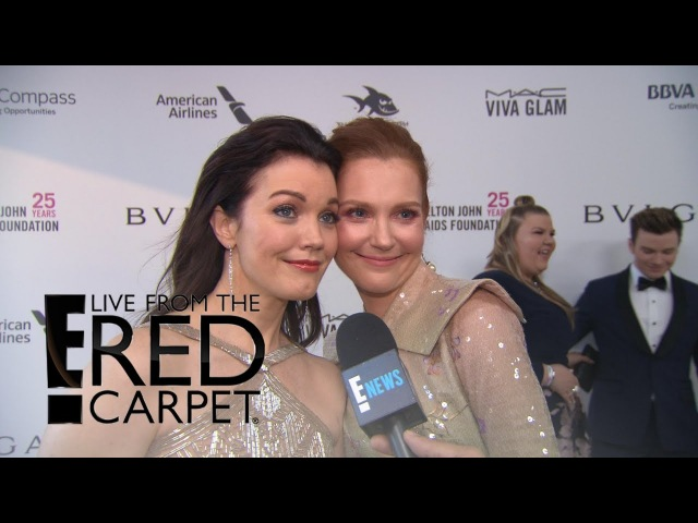 Bellamy Young Darby Stanchfield on