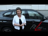 Президент ПМ-Интернациональ Россия Валентина Бурлака и ее FitLine автомобиль