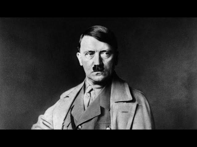 Гитлер о евреях и их хуцпе.