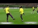 Tottenham Training pre Apoel FC