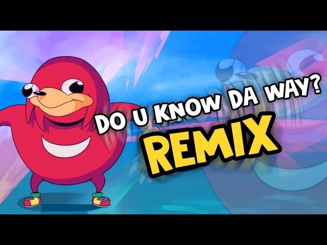 DO U KNOW DA WAY (Remix by Party In Backyard)