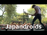 Japandroids performs