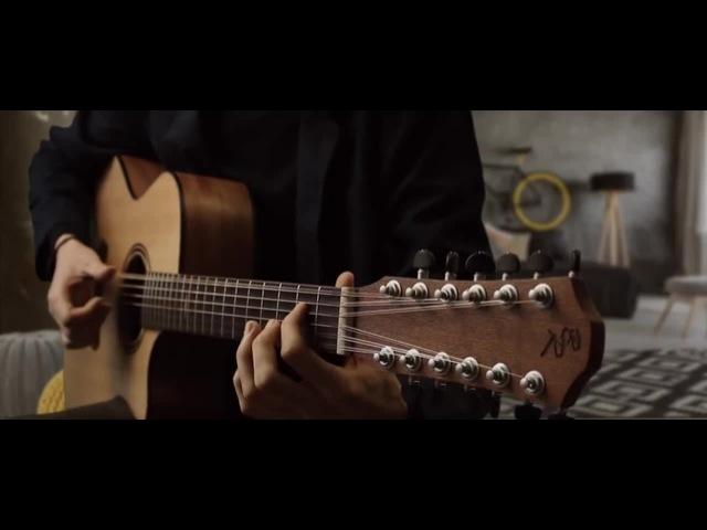 Super Incendiary Ievan Polkka on 12 string guitar