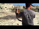 AK 47 Cuerno de chivo de oro