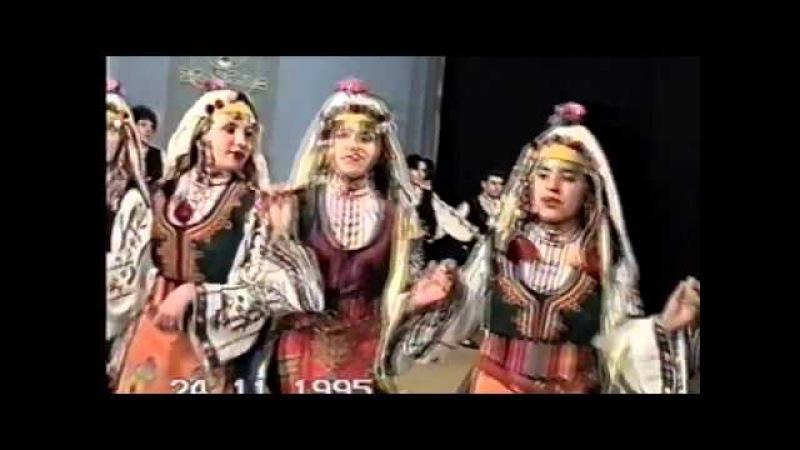 """Смесен тракийски танц, """"Хорищенци"""" - Харманли"""