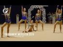 Пермь (КМС) Булавы Rhythmic Gymnastics Tournament Metelitsa 2018