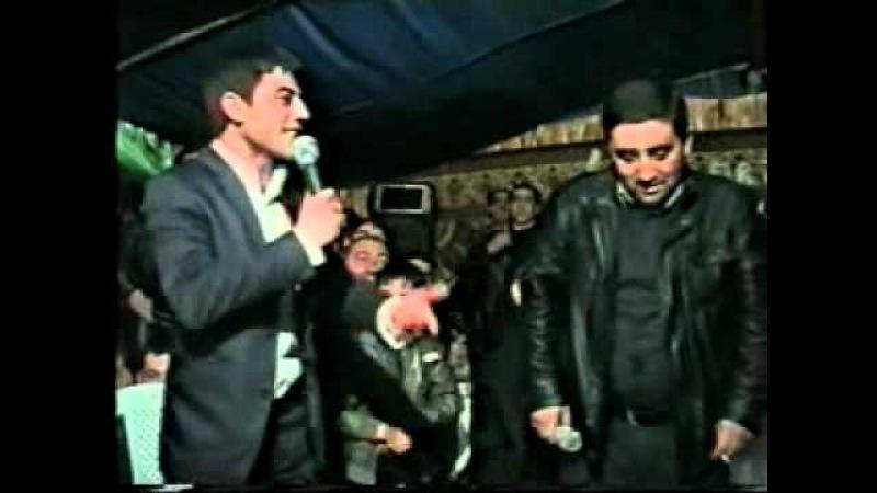 Balabey Aydin - Kim istemir Coratda kaznit olsun (Super Deyishme)(Corat Toyu 2011)