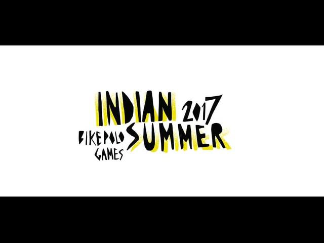 Indian Summer Bike Polo Games Vol. 2 '17