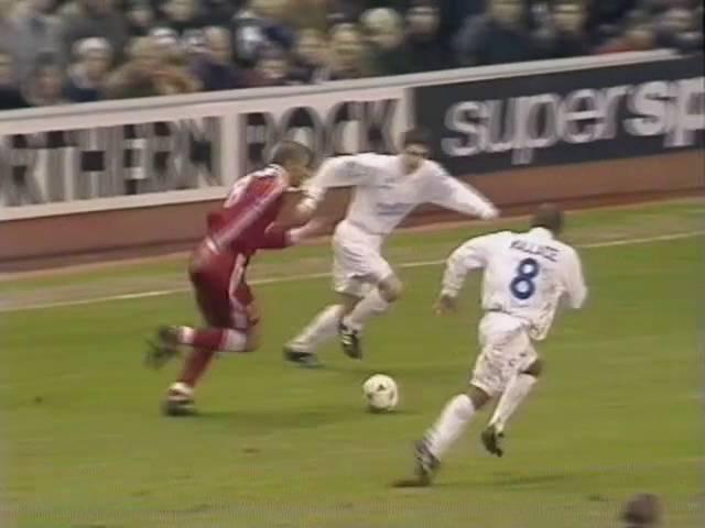 Liverpool v Leeds Utd 1995/96