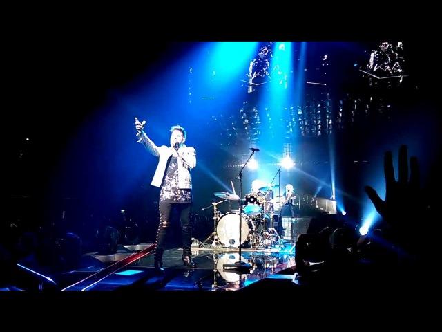 Queen and Adam Lambert , Under Pressure - 17.11.2017, Kaunas.
