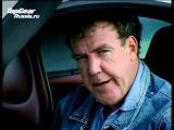 Джереми Кларксон тестирует Mercedes SL 55