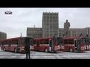По распоряжению Главы ДНР Горловке переданы три автобуса для прифронтовых поселков города