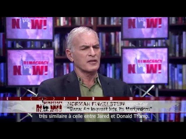 Norman Finkelstein Netanyahou est le vrai visage d'Israël par Sayed_7asan - Dailymotion