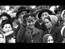 Юрий Гагарин, Живой голос героя 14 апреля 1961, речь на Красной пл. в Москве, кинохроника