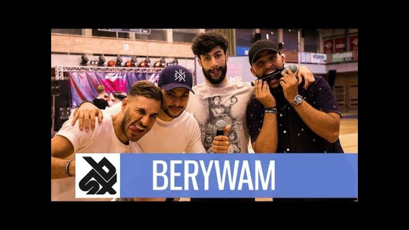 BERYWAM Chinese Trap