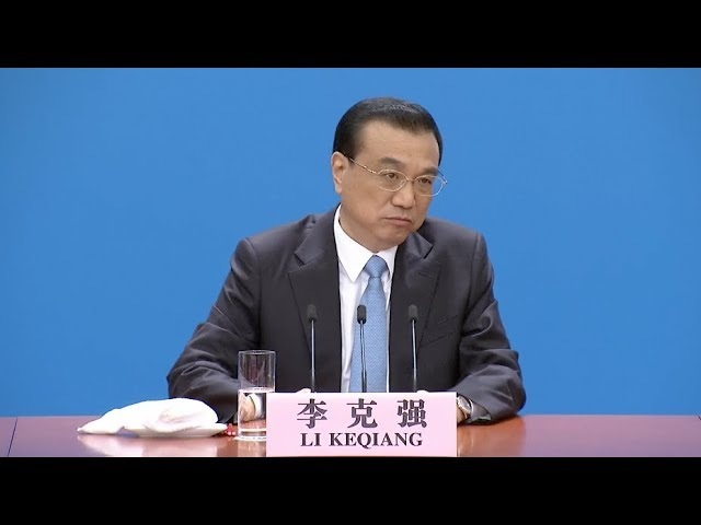 Chinese Premier Calls Upon Efforts to Avoid Trade War
