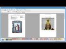 Программа Pattern Maker v4 Pro - Проект схемы, специальная вставка информации и схемы