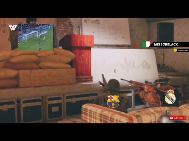 R6 ops watching football - funny - Rainbow siege