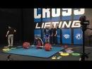 Кросслифтинг, становая тяга, 210-230-240-250 кг за 3 минуты