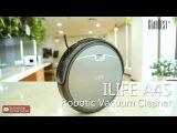 ILIFE A4S Smart Robotic Vacuum Cleaner - Gearbest.com