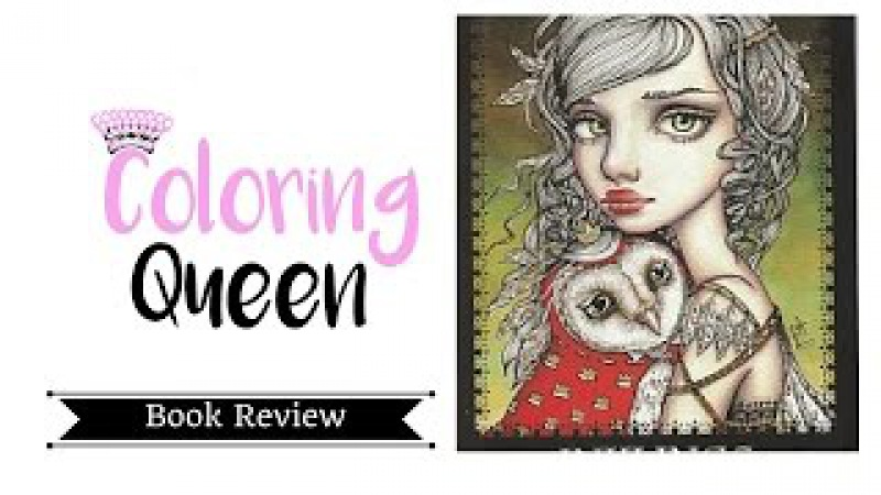 Inklings - Adult Coloring Book Review