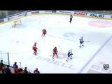 Моменты из матчей КХЛ сезона 1617  Удаление. Евгений Скачков (Югра) наказан двойным малым штрафом за опасную игру высоко подня