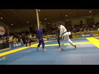 Tanner Rice vs Rafael Vasconcelos / San Francisco Open 2018