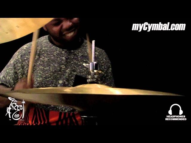 Zildjian 15 Kerope Hi Hat Cymbals - Played by Jamal Moore (KR15PR-1071214A)