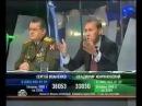 Нападение на Жириновского в прямом эфире НТВ