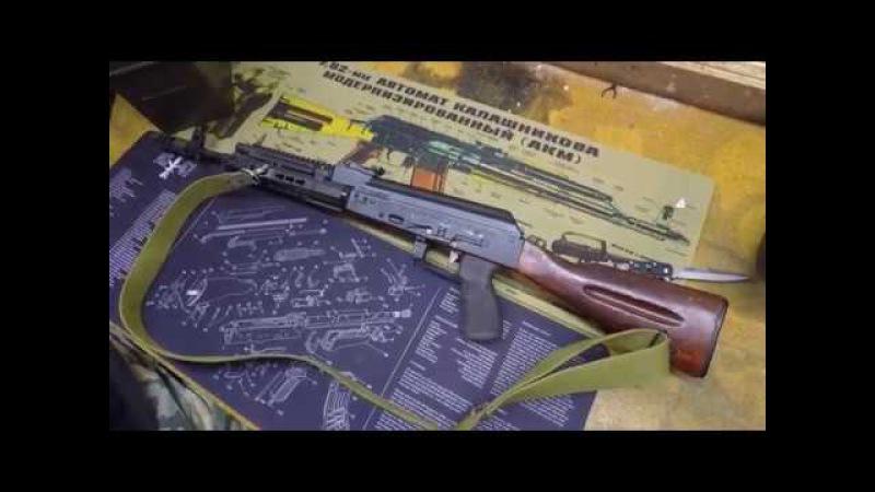 Как купить в США боевой автомат не имея лицензии ( АК-47 своими руками часть 1 )