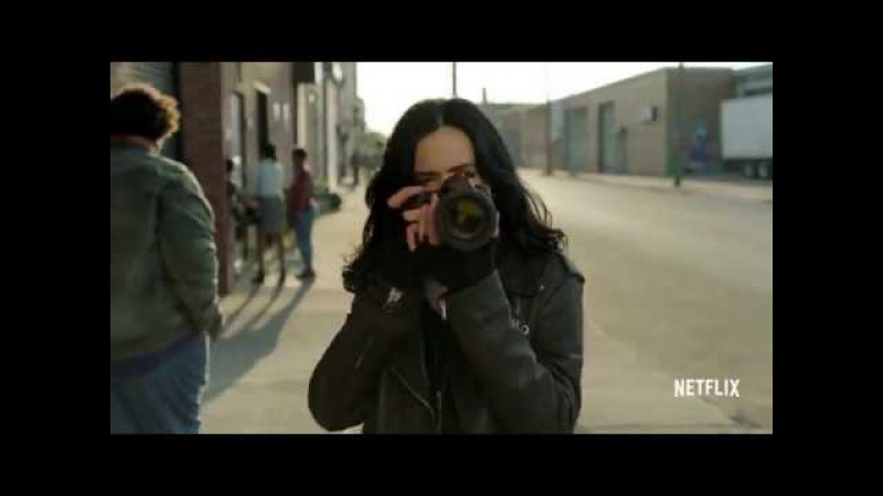 Marvel's Jessica Jones | Date Announcement: She's Back [HD 60 FPS] | Netflix